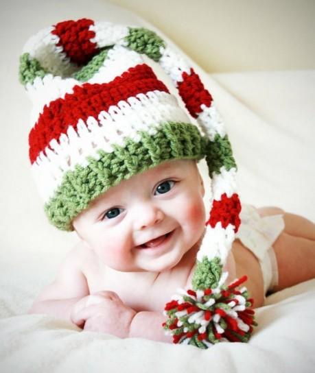 abbigliamento-natale-per-bambini-cuffietta