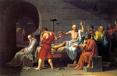 la_morte_di_Socrate